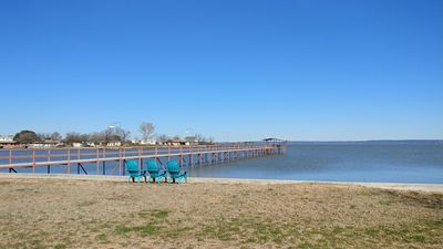 Photo for Waterfront Home on Lake Buchanan,  Boat Ramp, 317 Feet Concrete Fishing Pier