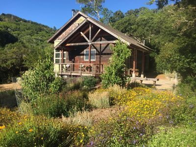 Photo for 2BR Lodge Vacation Rental in Inverness, California