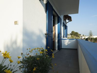 Photo for 2 bedroom Apartment, sleeps 4 in Marina di Pescoluse with Air Con and WiFi