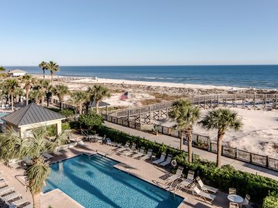 Photo for Gulf Front Condo with Exquisite Views!  Visit the Beach Club today!