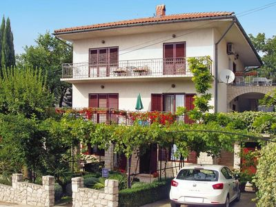 Photo for Apartments Haus Dora, Selce  in Kvarner Bucht - 5 persons, 2 bedrooms