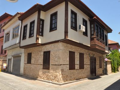 Photo for Osmanlı evi Kaleiçi in the old town