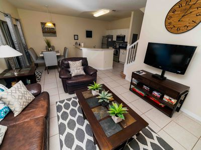 Photo for 5 stars reviews - Beautiful villa w/Private Pool, close to Disney