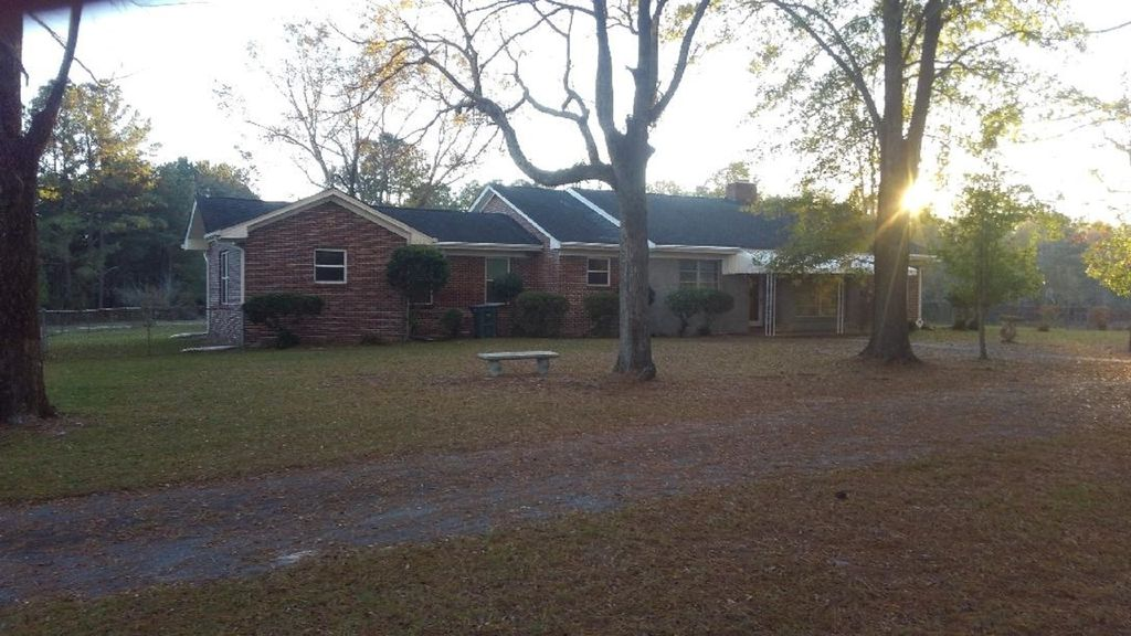 The Clarkson Guest House at Congaree National Park