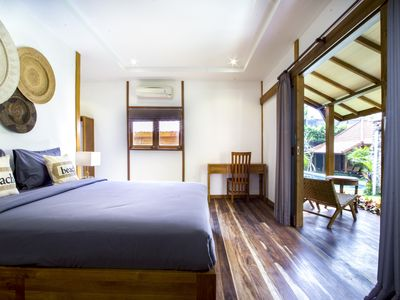 Photo for ORORA B2-NEW SPOT at the heart of CANGGU; 1 room 400 m from the beach.