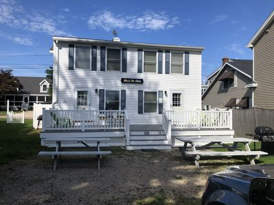 Photo for 3 Bedroom, 1 & 1/2 Bath Beach Townhouse A in York, ME