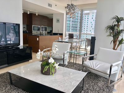 Luxury 2 Bedroom at the Icon Brickell