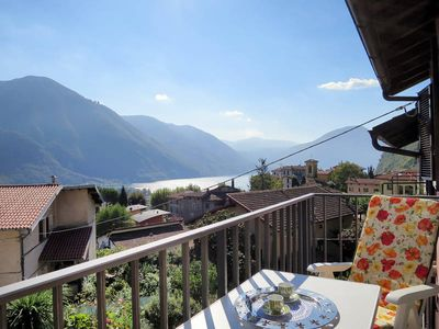 Photo for Vacation home Dorfhaus ROSA  in PORLEZZA. Fraz. Begna (CO), Lake Lugano - 4 persons, 2 bedrooms