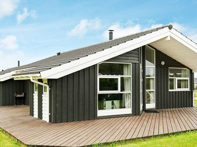 Photo for Beautiful Holiday Home near Juelsminde with Sauna