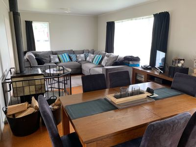 Photo for SNOWBASE ALL BEDS MADE UP WITH LINEN INCL .Ohakune .Central Plateau,Mt Ruapehu,