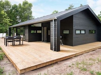 Photo for Vacation home Fjellerup Strand in Glesborg - 9 persons, 3 bedrooms