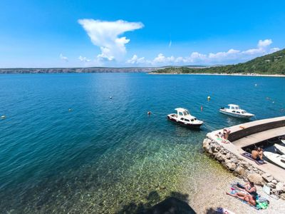 Photo for Apartment Fister (JAD100) in Crikvenica/Jadranovo - 4 persons, 2 bedrooms