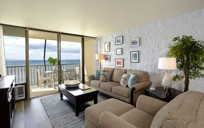 Photo for Oceanfront Two Bedroom Condo - Recently Rennovated in 2018!!