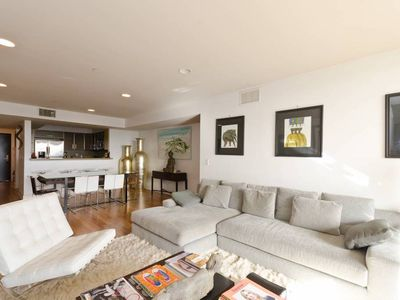 Photo for 3 Bedroom 3 Bathroom Penthouse In Modern Apartment- 1700SFT - West Hollywood