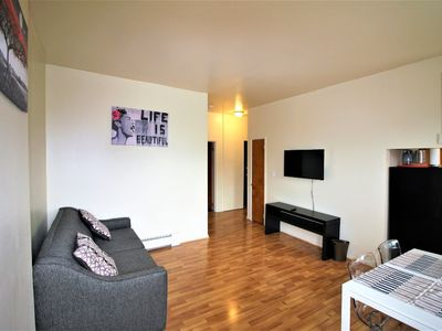 Photo for Large 1 Bed Minutes to NYC