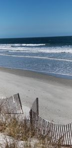 Relaxing 2BR Condo-Oceanview from Private Balcony just steps to the beach