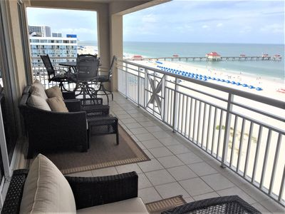 Photo for Mandalay Beach Club Luxury Beachfront Condo