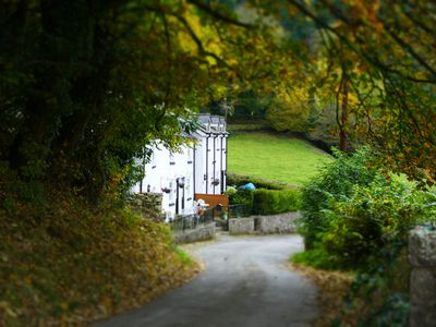 Photo for Cosy Cottage in serene picturesque Welsh valley .