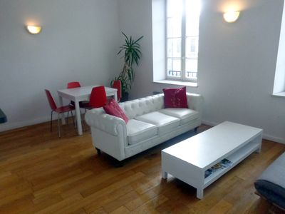 Photo for Bright and Spacious Flat in Town Centre