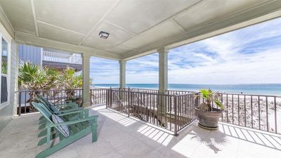 Photo for The Beach Mouse - 6 Bedroom Luxury Beach Front Home in Gulf Shores, AL