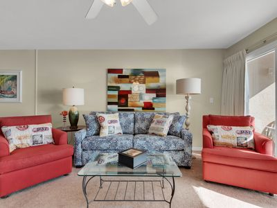 Photo for Crystal Sands Condo, Directly on the Beach , Open on JUNE 22-29