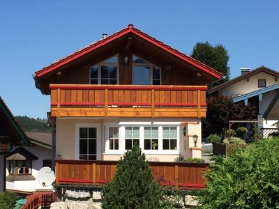 Photo for Very nice, fully furnished house 2 min. from Centrum Ruhpolding