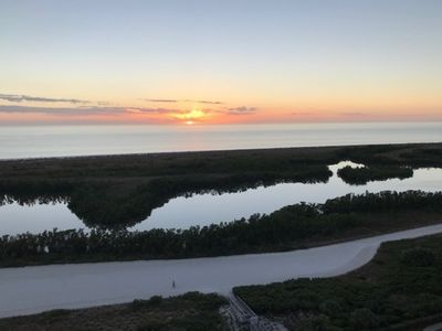 Photo for Magnificent beach front condo on the Gulf of Mexico