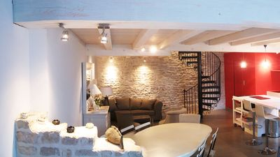 Photo for Classified 3 stars - Charming house in the heart of the Ile de Ré fleet