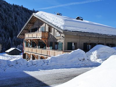 Photo for APARTMENT / CHALET HIGH OF RANGE 5 *