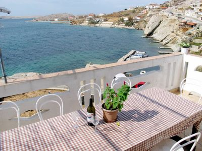 Photo for Apartment Haus Roko (PAG105) in Pag/Pag - 15 persons, 5 bedrooms