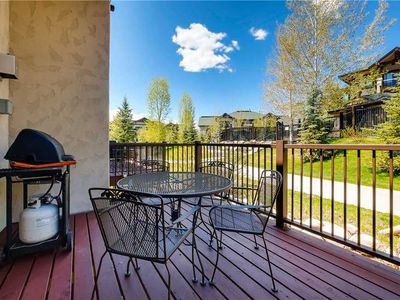 Photo for Spacious 4 Bedroom Townhome w/Private Deck for Summer Days & Resort Amenities!