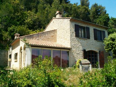 Photo for CHARMING HOUSE PANORAMIC VENTOUX VIEW