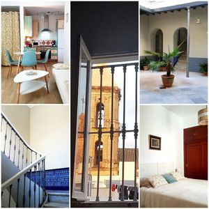 Photo for Esencias de Jerez - Charming Apartment at the Historic Center of Jerez