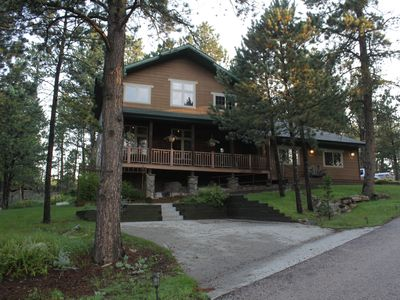 Photo for 4BR Cabin Vacation Rental in Custer, South Dakota