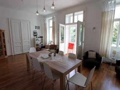 Photo for Exceptional apartment at the Augarten