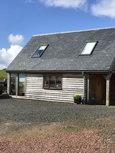 Photo for Tigh a Chabar, Savary. Nr Lochaline.  Cosy cottage, sleeps 4.  Sea views.