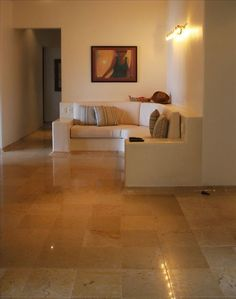 TV ROOM AND PRIVATE MEETING AREA!!  THE CONDO HAS  MARBLE FLOORS THRUOUT !!