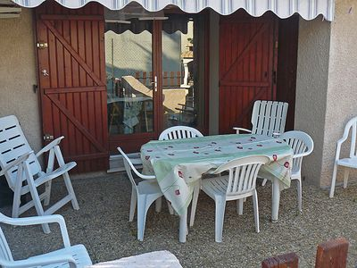 Photo for Vacation home Les Jardins de Portiragnes in Portiragnes - 6 persons, 3 bedrooms