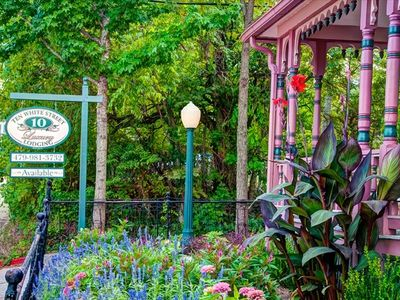 Photo for Luxurious Victorian House on Historic Loop in  Eureka Springs
