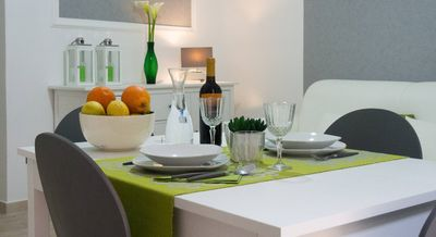 Photo for REFINED APARTMENT TAORMINA CENTRE