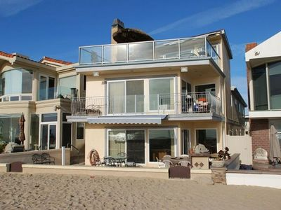 Photo for A - Newport Beach Right on the Sand!