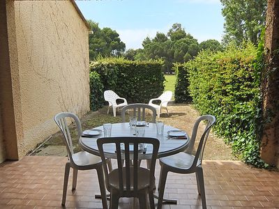 Photo for Apartment Les Catalanes du Golf in Saint Cyprien - 4 persons, 1 bedrooms