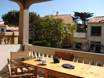 Photo for TYPICAL HOUSE IN THE HEART OF THE VILLAGE, ENTIRELY RENOVATED, 200M FROM THE BEACH
