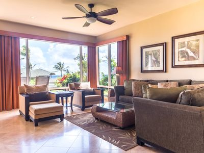 Photo for Fabulous Ocean View! Deluxe 1 Bdrm Kapalua Bay Villa