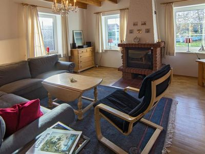 Photo for Holiday house Nordstern - holiday house, 2 x shower / WC, 2 bedrooms