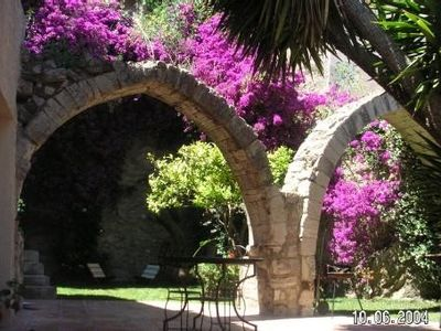 Photo for Beautiful house Hyères Medieval - City, sea and countryside!