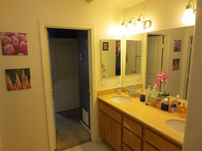 Photo for HUGE 4bed/ 3ba 420 LGBT & Dog Friendly Townhouse with 3 floors, 2 car garage.