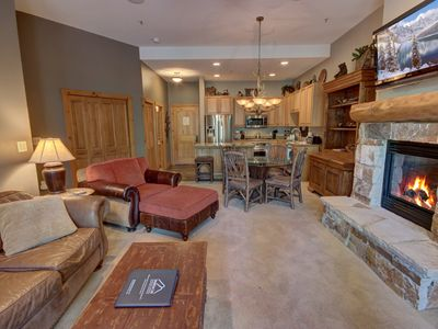 Photo for Ski in/Ski out Luxury condo in Village!  Summer Discounts!