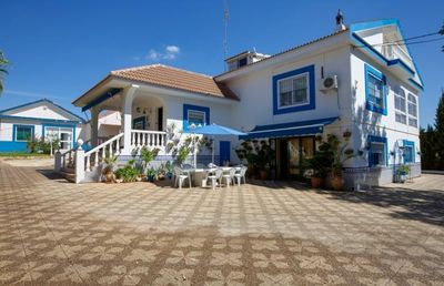 Photo for Self catering Finca Real de Niebla for 20 people