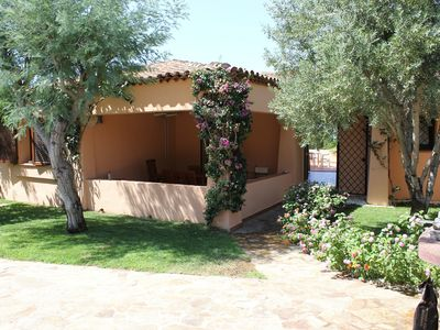 Photo for Apartment with Pool, Garden and Terrace; Parking Available